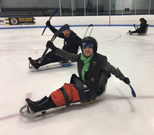 Sled Skaters