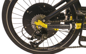 TerraTrike EVO hub motor