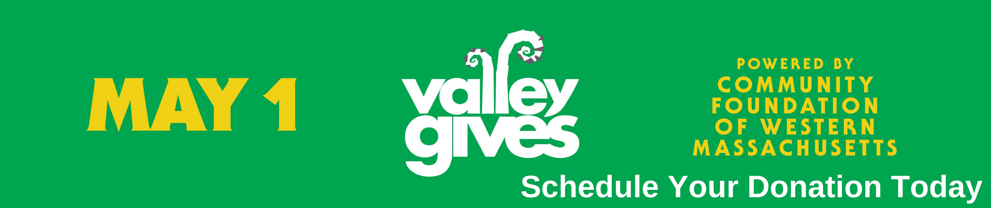 Valley Gives Day Logo